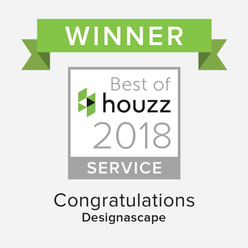 Houzz Award Winner 2018