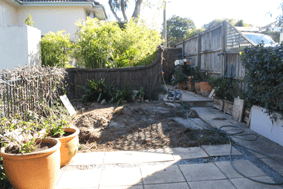 Cremorne Point - Before